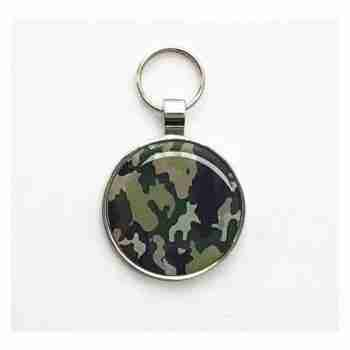 Mister Minit Camouflage Pet Tag
